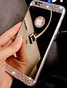 Luxury Bling Glitter Diamond Mirror Acrylic Back Case for iPhone 7 7 Plus 6s 6 Plus SE 5s 5