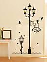 Животные ботанический Романтика Натюрморт Мода Цветы фантазия Наклейки Простые наклейки Декоративные наклейки на стены материал Съемная