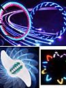 LED - Велоспорт CR2032 90 Люмен Батарея Велосипедный спорт / мотоцикл / Авто/вело-Освещение