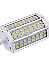 15W R7S LED 콘 조명 T 48 SMD 5730 1480 lm 따뜻한 화이트 / 차가운 화이트 장식 AC 85-265 V 1개