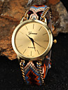 Женские Модные часы Кварцевый Материал Группа Богемные Разноцветный