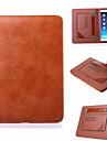 Многофункциональная подставка кожаный чехол супер тонкий для Apple Ipad 2 воздушных (разных цветов)