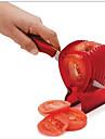 1 pièces Apple Oignon Pomme de terre Tomate Cutter & Slicer For Pour légumes Plastique Creative Kitchen Gadget Haute qualité Nouveautés