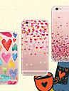 maycari®sweet любовь мягкий прозрачный Вернуться ТПУ чехол для Iphone 6 / iphone 6s (ассорти COLOS)