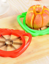 1 ед. Cutter & Slicer For Для фруктов Нержавеющая сталь Высокое качество / Творческая кухня Гаджет / Экологичность