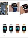 Boucle milanaise pour Apple Watch 38mm bande de montre de remplacement en acier inoxydable 42mm