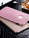 TPU Glitter Sparkling TPU Soft Phone Case for iPhone 6s 6 Plus