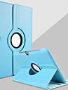 용 Samsung Galaxy Note 스탠드 / 360°회전 케이스 풀 바디 케이스 단색 인조 가죽 Samsung Note 10.1