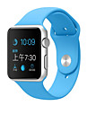 Sport Band For Apple Watch 38mm 42mm Silicone Replacent Watch Band