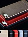 Pour Coque iPhone 5 Autre Coque Coque Arrière Coque Couleur Pleine Dur Polycarbonate pour iPhone 7 Plus iPhone 7 iPhone SE/5s/5