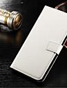 Para Samsung Galaxy S7 Edge Carteira / Porta-Cartão / Com Suporte / Flip Capinha Corpo Inteiro Capinha Cor Única Rígida Couro PU Samsung