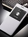 Оригинальный искусственная кожа Смарт авто-сон Полный Дело орган для Huawei Ascend P8 Lite (ассорти цветов)