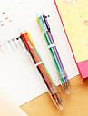 Пластик - Шариковые ручки - Милый стиль