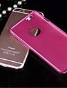 Para Capinha iPhone 6 / Capinha iPhone 6 Plus Com Strass Capinha Capa Traseira Capinha Brilho com Glitter Rígida PCiPhone 6s Plus/6 Plus