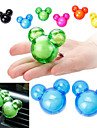 ZIQIAO 1 Pair Lovely Flavor Car Air Freshener Diffuser Outlet Magic Supplies Perfume