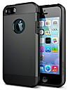 fuusii® SGP мягкую оболочку защиты всего тела задняя крышка случая для iphone 5 / 5s