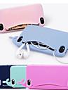 belle silicone mignon baleine étui pour iPhone 4 / 4S