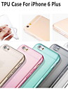 """Ultra Thin Style Soft Flexible Transparent  TPU Case for iPhone 6S Plus/6 Plus 5.5"""""""