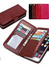 우레탄 1 분리 전화의 경우 가죽이 다시는 아이폰 6S 용 지갑 (9) 카드 슬롯에 보호 쉘 커버 플러스