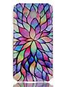 Pour Samsung Galaxy Coque Motif Coque Coque Arrière Coque Fleur Polycarbonate pour Samsung J7 J5 (2016) J5 J1
