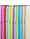 용 Samsung Galaxy S7 Edge 투명 케이스 뒷면 커버 케이스 단색 TPU Samsung S7 edge / S7
