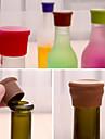 конфеты цвет силикона бутылки пробку свежие продукты сорта пива пробка графинчик случайный цвет
