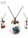 Necklace Pendant Necklaces Jewelry Daily / Casual Fashion / Adjustable Alloy Transparent 1pc Gift