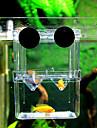 Fish Tank Нерестовые аквариумы Пластик Бисквитный