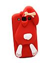 Para Samsung Galaxy Capinhas Antichoque Capinha Capa Traseira Capinha Desenho 3D Silicone Samsung S3