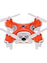 Nano Pocket Drone with 0.3MP Camera Cheerson CX-10C CX10C Mini 2.4G 4CH 6 Axis RC Quadcopter RTF MODE2