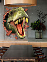Dinosaurs 3D Three-dimensional Wall Stickers