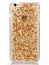 caso de telefone iphone 7 Plus Platinum grau de destruição TPU para iphone 5 / 5s / SE