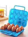 Mounted Outdoor Picnic Egg Cartons