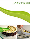 практичный торт резак инструменты гид торт пирог ломтерезки лист резак торт ножом вырезать цельный кухонный гаджет случайный цвет