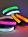 Collar LED Lights Adjustable/Retractable Nylon