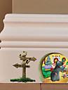 Случайный цвет-Пластик-Стикер на стену-Рождество / Halloween / Оригинальный / Мультфильмы-