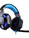kotion каждый G2200 игровые наушники USB 7.1 система объемного звучания стереогарнитура вибрации вращающийся микрофон водить