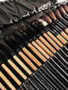 32pcs ensembles de brosses Pinceau en Nylon Poil Synthétique Œil Visage Lèvre Autres
