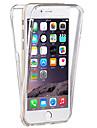 Pour Coque iPhone 7 Coques iPhone 7 Plus Coque iPhone 6 Coques iPhone 6 Plus Transparente Coque Coque Intégrale Coque Couleur Pleine