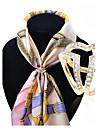 hualuo®european и американской моды шарф пряжки Корейский высокого класса бриллиантовой брошью мс. полые пряжки платок аксессуары