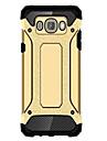 Для Кейс для  Samsung Galaxy Защита от удара / Водонепроницаемый Кейс для Задняя крышка Кейс для Армированный PC SamsungJ7 (2016) / J5