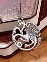 Men's Women's Pendant Necklaces Bird Silver Plated Love Personalized Jewelry For Wedding Party Gift Daily Casual Christmas Gifts