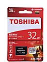 Toshiba 32Go TF carte Micro SD Card carte mémoire UHS-I U1 Class10 EXCERIA