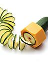 творческий точилка спираль ломтерезки фрукты огурец пища и растительное Овощечистка секущая плоскость легко ломтерезки