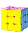 Rubik's Cube YongJun Smooth Speed Cube 3*3*3 Speed Professional Level Magic Cube ABS