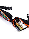Пояс Чехол Поясные сумки Сотовый телефон сумка для Фитнес Активный отдых Верховая езда Велосипедный спорт Бег Спортивные сумки