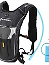 Bolsa de Bicicleta 4LMochila & Bolsa de Hidratação mochila Prova-de-Água Vestível Resistente ao Choque Multifuncional Bolsa de Bicicleta