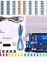 UNO проект базовый комплект стартер с учебника и уно r3 для Arduino