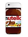 Pour iPhone X iPhone 8 iPhone 6 iPhone 6 Plus Etuis coque Motif Coque Arrière Coque Bande dessinée Flexible PUT pour iPhone X iPhone 8