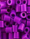 примерно 1000шт / мешок 5мм смешанный цвет предохранителей шарики Hama шарики DIY головоломки Ева материал Safty для детей (случайный